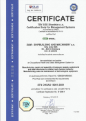 ISO 18001:2009