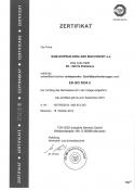 TUV - EN ISO 3834-2